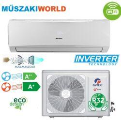 Gree Lomo Plusz  4,6 kw (R32) WIFI funkció, Inverteres Hűtő-fűtő split klíma