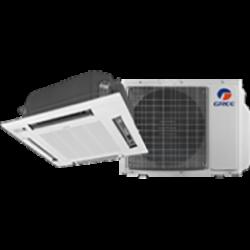 Gree UM3 7,1 KW (GKH24K3FI/GUD71T) Inverteres komplett kazettás klíma szett (kültéri egységgel)