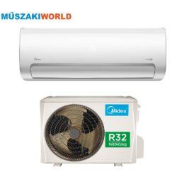 Midea Mission II Inverter 3,5 kw (R32) WIFI opcionális, Inverteres Hűtő-fűtő split klíma
