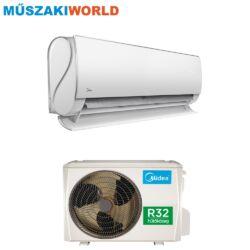 Midea Ultimate Comfort inverter 3,5 kw (R32) Inverteres Hűtő-fűtő split klíma