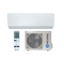 RCOOL Display R9 2,5 kw (GRA09B932-09K932) Inverteres, wifi, Hűtő-fűtő split klíma (R32)