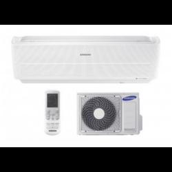 Samsung 2,5 kw Windfree (AR09MSWXBWKXEU) wifi funkcióval Inverteres Hűtő-fűtő split klíma