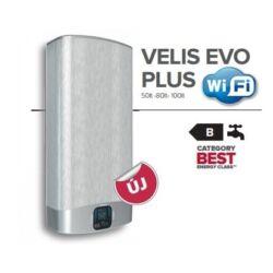 Ariston Velis EVO WiFI 80 EU elektromos vízmelegítő (bojler)