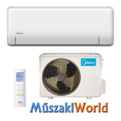 Midea All Easy PRO 2,6 kw (R32) WIFIs, Inverteres Hűtő-fűtő split klíma