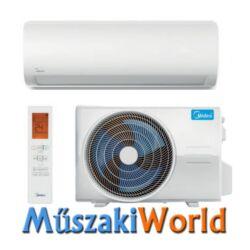 Midea Xtreme Save PRO 2,6 kw (R32) WIFIs, Inverteres Hűtő-fűtő split klíma