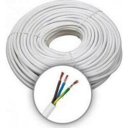 Elektromos vezeték (300/500V) 3x1,5mm2