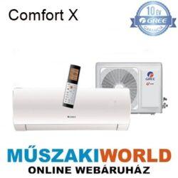 Gree Comfort X 5,2 kw (GWH18ACD-K6DNA1D) Téliesíttet, inverteres, wifi, Hűtő-fűtő split klíma (R32)