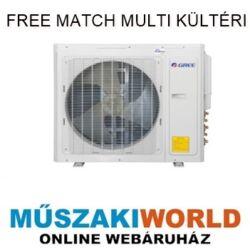 Gree Multi Inverter kültéri egység GWHD(24)NK6LO 7,0 KW (max: 3 beltéri)