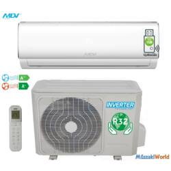 MDV by MIDEA 5,3 kw (R32) Inverteres Hűtő-fűtő split klíma (2018)