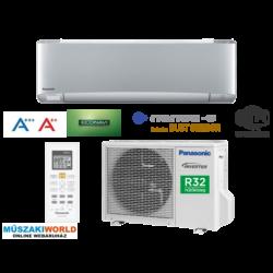 Panasonic KIT‐XZ35‐TKE Inverter 3,5 kw (R32) Inverteres Hűtő-fűtő split klíma