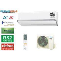 Panasonic VZ FLAGSHIP KIT‐VZ9‐SKE  Inverter 2,5 kw (R32) Inverteres Hűtő-fűtő split klíma