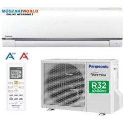 Panasonic KIT‐FZ25‐UKE Inverter 2,5 kw (R32) Inverteres Hűtő-fűtő split klíma