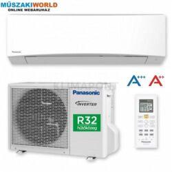 Panasonic KIT‐Z35‐TKE Inverter+ 3,5 kw (R32) Inverteres Hűtő-fűtő split klíma