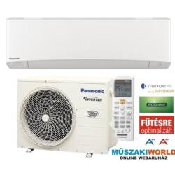 Panasonic NORDIC KIT‐NZ50‐TKE Inverter 5,0 kw (R32) Inverteres Hűtő-fűtő split klíma