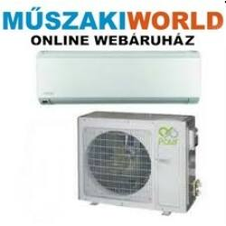 Polar SDA 3,5 kw (SIEH35SDA/SO1H35SDA) Inverteres, wifi, Hűtő-fűtő split klíma (R32)