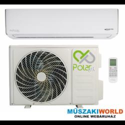 Polar SDA 2,5 kw (SIEH0025SDL/SO1H0025SDL) Inverteres, wifi, Hűtő-fűtő split klíma (R32)