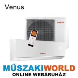 Tosot by Gree (Venus) 5,2Kw  TWH18QD-K6DNC6D Téliesíttet, inverteres, wifi, Hűtő-fűtő split klíma (R32)