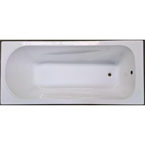 OCEANO Akril fürdőkád egyenes ,180x80 cm