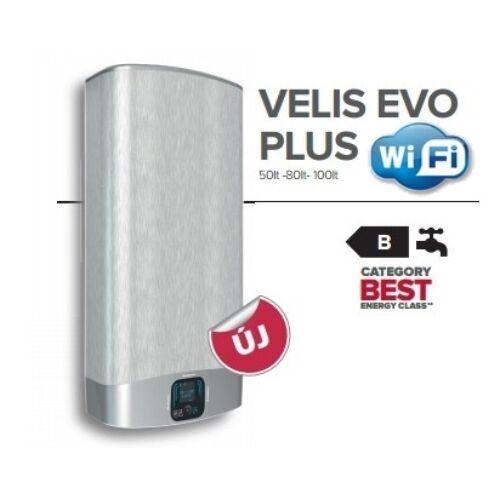 Ariston Velis EVO WiFI 100 EU elektromos vízmelegítő (bojler)