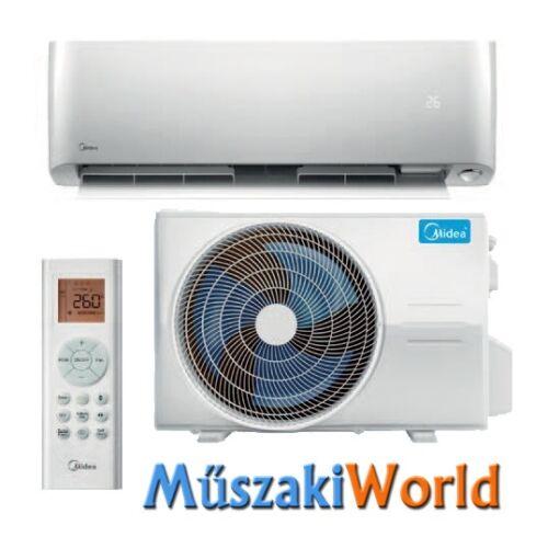Midea Oasis Plus 2,6 kw (R32) WIFIs, Inverteres Hűtő-fűtő split klíma