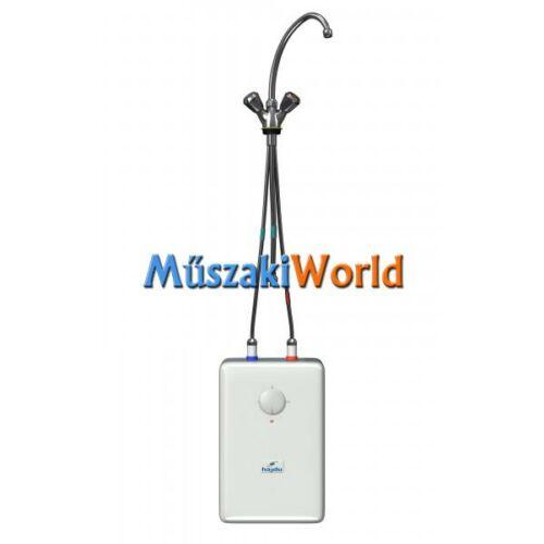Hajdu Elektromos vízmelegítő (bojler) FTA-5  csapteleppel