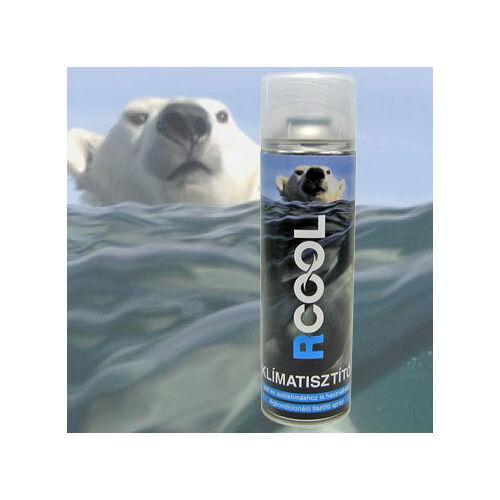 RCOOL Split és autó légkondicionáló tisztító spray 500 ml