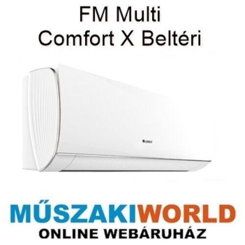 Gree Multi inverteres választható beltéri egység Comfort X (GWH09ACB)  2,6KW