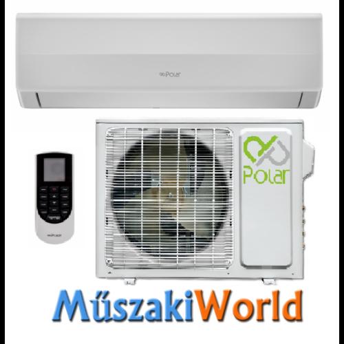 Polar SDB 2,5 kw (SO1H0025SDB / SIEH0025SDB) Inverteres, wifi, Hűtő-fűtő split klíma (R32)