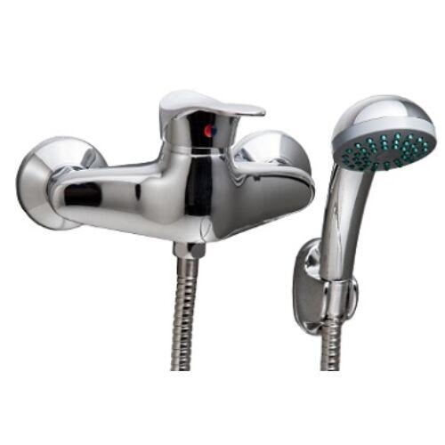 OMEGA zuhany csaptelep zuhanyszettel