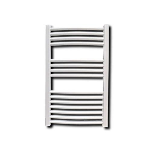 Törölközőszárító radiátor 800x500 mm íves
