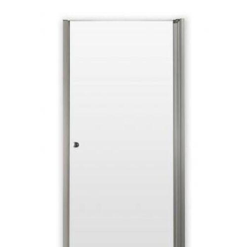 Beépíthető zuhanyajtó állítható szélesség 880-910 mm között állítható 1850 mm magas