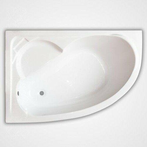 Akril asszimetrikus fürdőkád 150x100 Balos