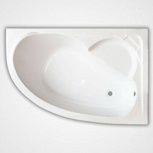 Akril asszimetrikus fürdőkád 150x100 jobbos