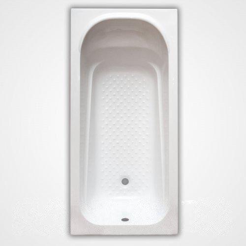 Akril egyenes fürdőkád 160x70x39