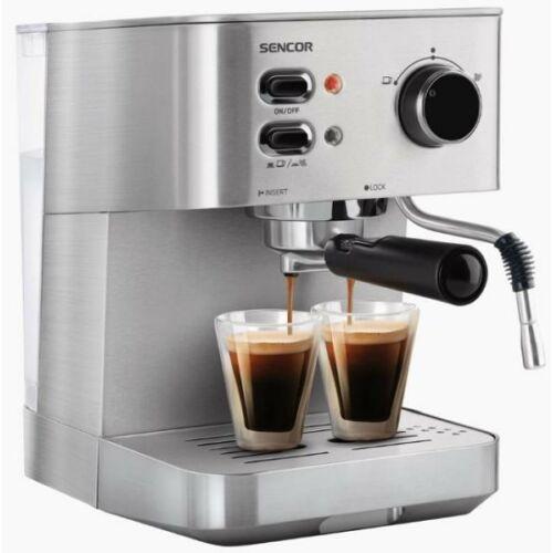 Sencor SES 4010SS Espresso kávéfőző