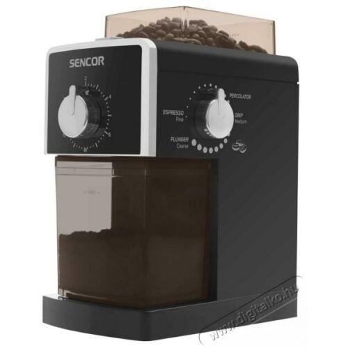Sencor SCG 5050BK Elektromos kávédaráló