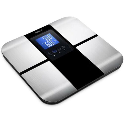 Sencor SBS 6015WH Személyi fitnessz mérleg 2 féle színben